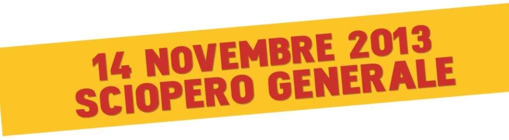 BannerScioperoGenerale14novembre